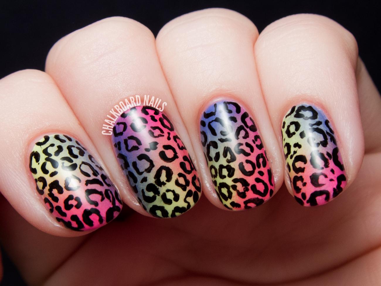 15  cool nail art designs